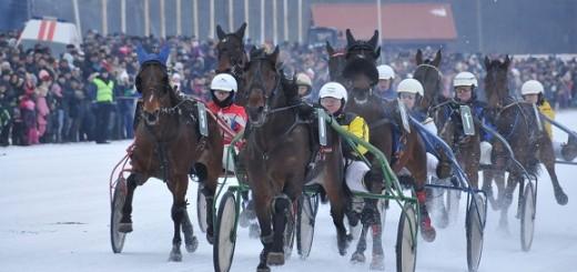 Žirgų lenktynės SARTAI 2014