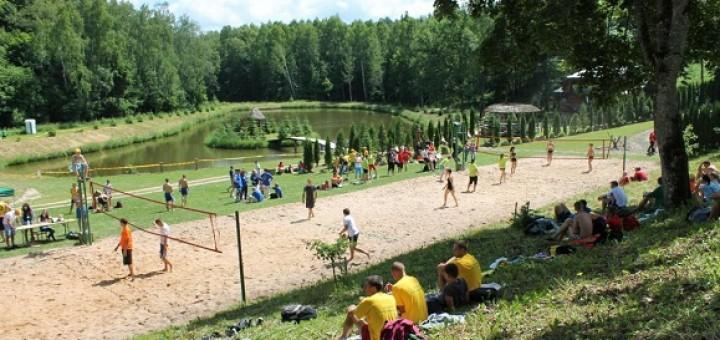 Kaimo bendruomenių SPARTAKIADA - 2013