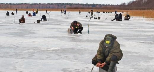 Poledinė žvejyba Dusetose